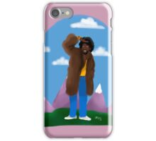 Playa from the himalayas iPhone Case/Skin
