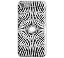 Speed of Light Geometry iPhone Case/Skin