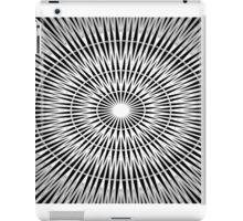 Speed of Light Geometry iPad Case/Skin