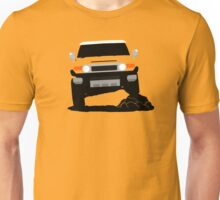 Japanese Offroader Suspension Flex Unisex T-Shirt