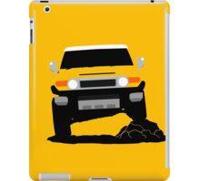 Japanese Offroader Suspension Flex iPad Case/Skin