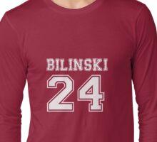 Bilinski 24 - Front Long Sleeve T-Shirt