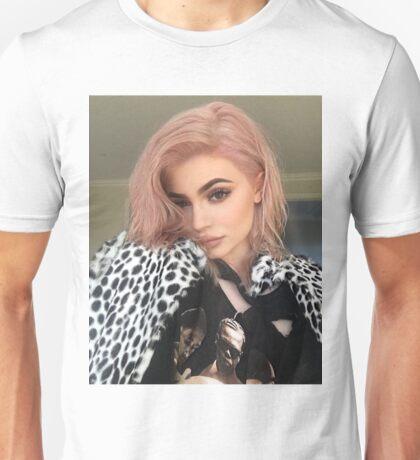 Kylie Jenner Pink 2 Unisex T-Shirt