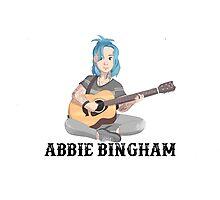 Abbie Bingham Merch Photographic Print