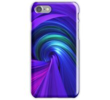 Twisting Forms #6 iPhone Case/Skin