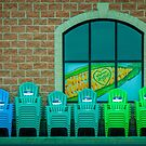 SUMMER CHAIR SALE by Diane Peresie