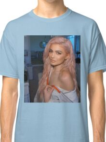 Kylie Jenner Pink 5 Classic T-Shirt