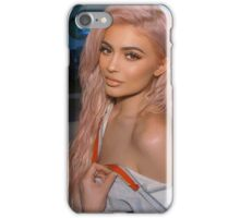 Kylie Jenner Pink 5 iPhone Case/Skin