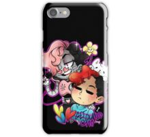 Mettaplier and Babylier  iPhone Case/Skin