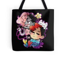 Mettaplier and Babylier  Tote Bag