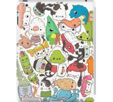 Sushi Bar: The point of Nori-turn iPad Case/Skin