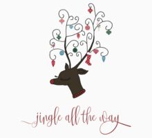 Jingle All The Way Baby Tee
