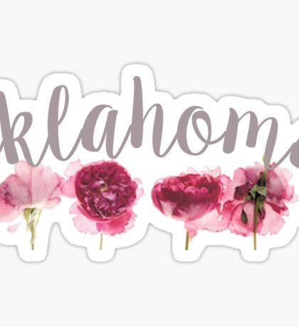 Oklahoma Sticker
