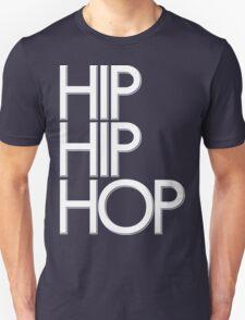 Hip Hip Hop [White] | FTS T-Shirt