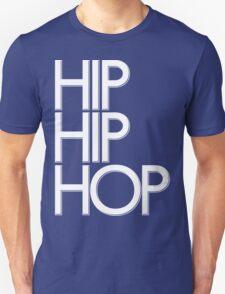 Hip Hip Hop [White] | FTS Unisex T-Shirt