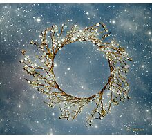 Stardust and Pearls Photographic Print