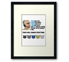 Community - Meow Meow Beanz Framed Print