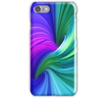 Twisting Forms #1 iPhone Case/Skin