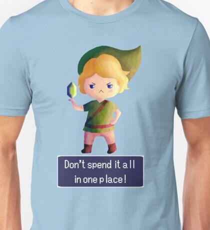 You Got ONE RUPEE! Unisex T-Shirt