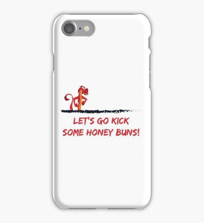 Mushu advice! iPhone Case/Skin