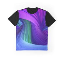 Twisting Forms #3 Graphic T-Shirt