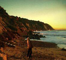Ibiza Sunset by RC deWinter