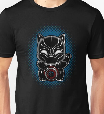 Lucky Panther Unisex T-Shirt