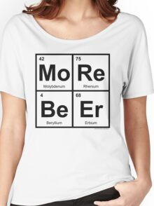 MoRe BeEr Women's Relaxed Fit T-Shirt