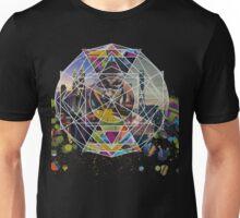Graffiti mandala  Unisex T-Shirt