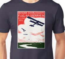1912 German Air Show Unisex T-Shirt