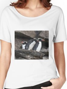 Snares Penguin Women's Relaxed Fit T-Shirt