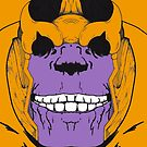 Thanos in colour  by Void-Manifest