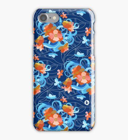 Bloom (Dark) iPhone Case/Skin