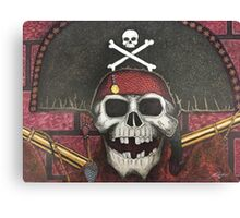 A Pirates life for me Canvas Print