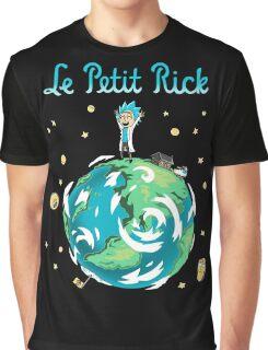 The Little Grandpa Graphic T-Shirt