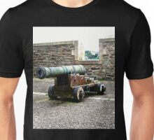 Cannon on the Walls of Derry Unisex T-Shirt