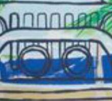 Vineyard Vines Jeep Sticker