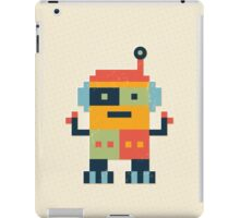 Happy Robot iPad Case/Skin