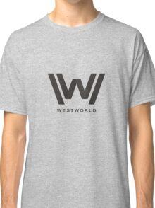 Westworld Logo Classic T-Shirt