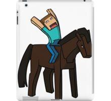 Horse Rider iPad Case/Skin