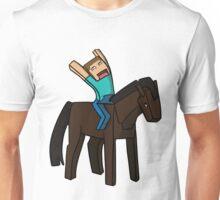 Horse Rider Unisex T-Shirt
