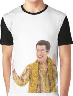 PPAP - Pen Pineapple Apple Apple Pen Tee Graphic T-Shirt