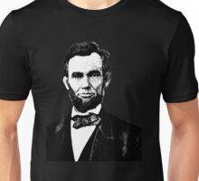 Stipple Lincoln Unisex T-Shirt