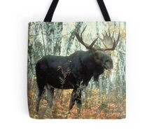 Huge Moose  Tote Bag