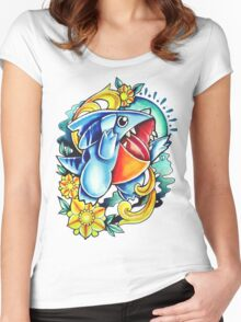Gible Women's Fitted Scoop T-Shirt