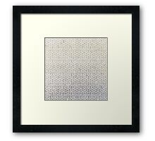 I'm Ombre-Hex-terous Framed Print