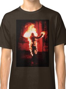 Radioactive Clothing REB  Classic T-Shirt