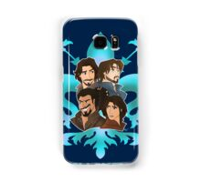 The Musketeer's Cartoons Samsung Galaxy Case/Skin