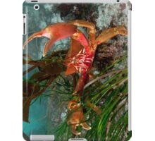 Get Off My Lawn! (cases) iPad Case/Skin