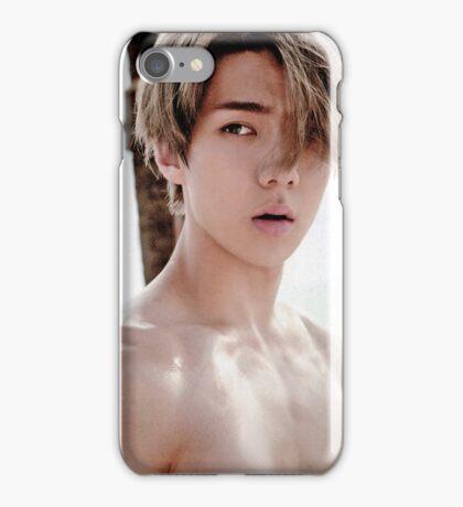 Sehun Exo Dear Happiness iPhone Case/Skin